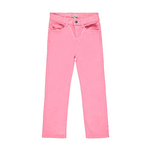 Steiff Hose Pantalons, Rose (Pink Carnation 3019), 4 Ans Garçon