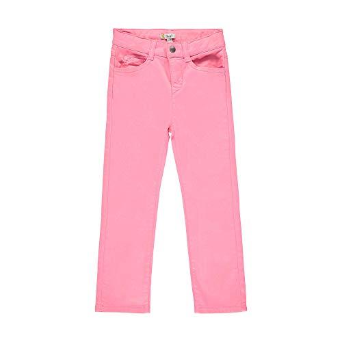 Steiff Mädchen Hose, Rosa (Pink Carnation 3019), (Herstellergröße: 116)