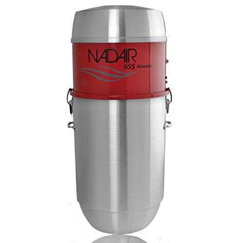 Purchase Nadair Commercial Central Vacuum System Hybrid Filtration for Air Purification-655 Airwatts...