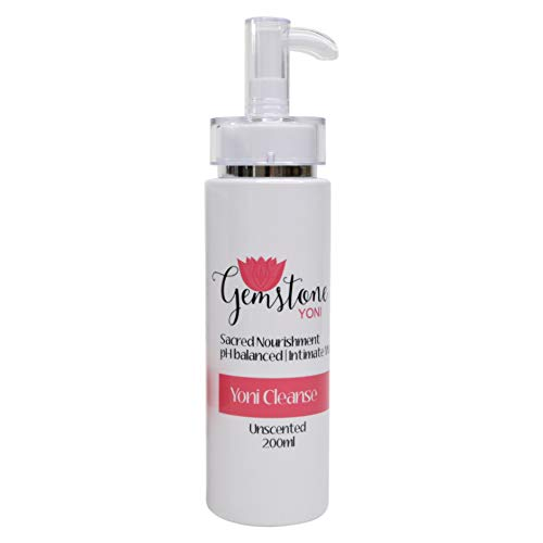 Organic Yoni Wash | Feminine Cleanser | Vaginal Soap | Ph Balanced Vaginal Wash