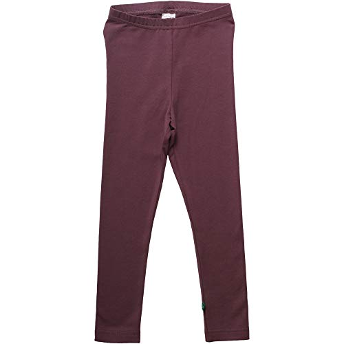 Fred'S World By Green Cotton Alfa Leggings, Violet (Plum Purple 019231101), 58 (Taille Fabricant: 56) Bébé Fille