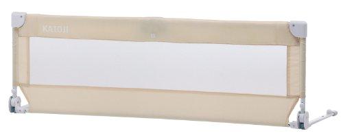 カトージポータブルベッドガードクリーム(2012年)130cmSG63167