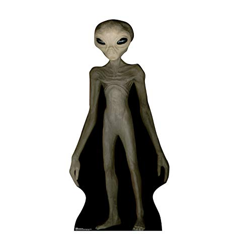 Advanced Graphics Alien Life Size Cardboard Cutout Standup