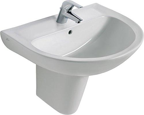 Ideal Standard Waschtisch Palaos, Waschbecken 65 cm, Weiß, 56752 7