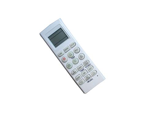 HCDZ Replacement Remote Control for LG LAN125HV LAN180HSV LAN181CNW LAN185HV LAN186HV LAN240HSV LAN245HV LAN246HV Wall Mounted Mini Split Air Conditioner
