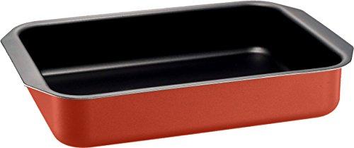 Aeternum Y0A7LS0003 Lasagnera, Alluminio, Rosso, 35x25 cm