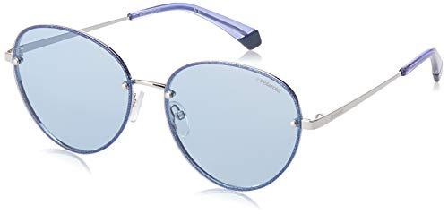 Polaroid PLD 4090/S gafas de sol, PALL AZUR, 58 para Mujer