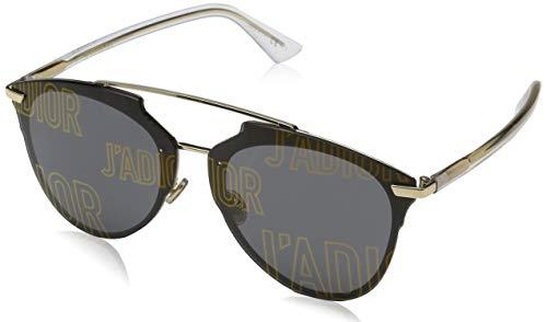 Dior DIORREFLECTEDP 7Y LOJ Gafas de sol, Rosa (Rose Gold Crystal/Gold Decor), 63 para Mujer