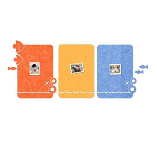 CShuiQing-Prevención del ruido Azulejos De Tablero De Corcho, Pinboards De Fieltro Pinboards Mensajes Mensajes Tableros De Boletines De Pared Para Notas, Fotos, Fotos(Size:93*215CM,Color:#9)
