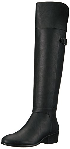 A2 by Aerosoles Women's Mysterious Over The Knee Boot, Black, 8.5 M US