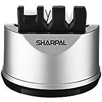 Sharpal 191H Pocket Kitchen 3-Stage Chef Knife Scissors Sharpener