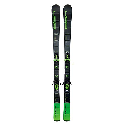 Elan All Mountain Ski Element Green Light Shift 168cm