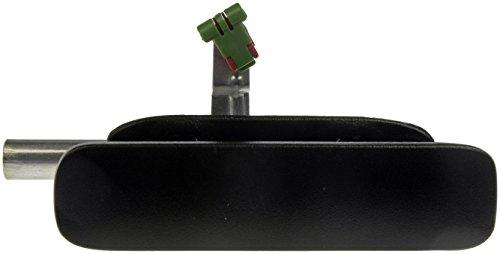 Dorman 80920 Passenger Side Sliding Exterior Door Handle, Black