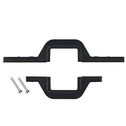 Scelet Autozubehör Anhängerkupplung Montagehalterung für Dual-LED-Arbeitsscheinwerfer Fahrlicht Rückwärts Kompatibel mit LKW-Offroad-Anhänger