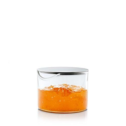 Blomus Marmeladenglas, Edelstahl, 5.5 x 6.5 x 6.5 cm