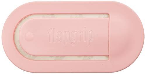flapgrip - Die Original Smartphone-Halterung aus \'die Höhle der Löwen\' | Hochwertige, extra verstärkte Navi-Halterung, Mediaständer, Selfie-Grip und mehr | Designed um Dein Leben zu vereinfachen rosa