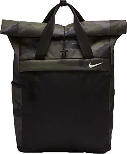 Nike Damen Hiking (bis 45 L) Rucksack, Black/Black/White, One size