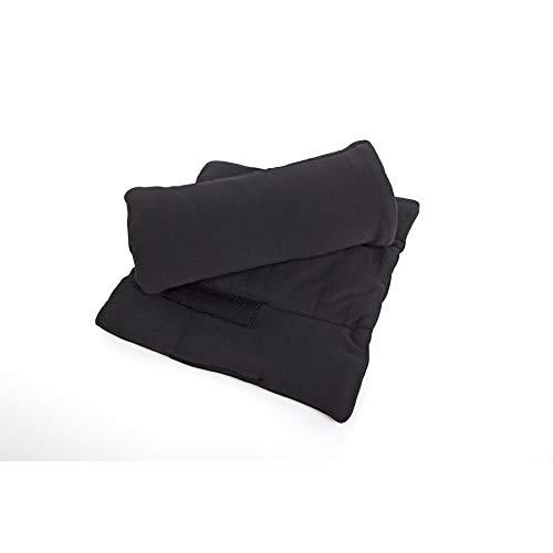 Back on Track Quick Wrap Royal Einlagen für Stallgamaschen, schwarz, Größe:L