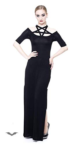 Queen of Darkness - Eternity Dress XS/Black