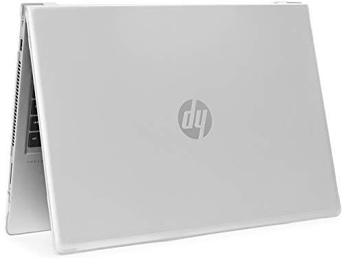 """mCover - Cover rigida per notebook HP ProBook 450/455 G6 da 15,6"""" (non compatibile con notebook HP ProBook 450/455 G1/G2/G3/G4/G5) serie G5 (PB450-G6 trasparente)"""
