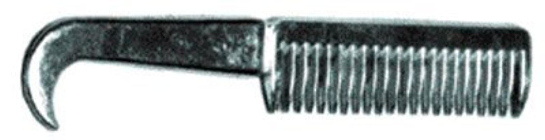 受けるの前で避けるPartrade P - Aluminum Hoof Pick Comb For Horses [並行輸入品]