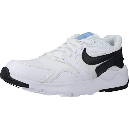 Nike Damen WMNS Ld Victory Laufschuhe, White/Black/Light Blue, 39 EU