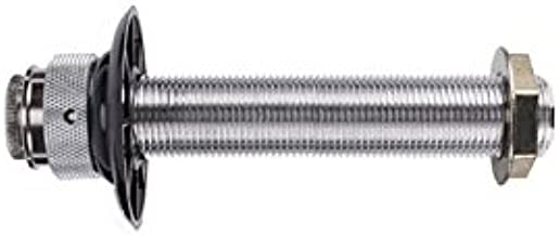 Stainless Steel Beer Shank for Draft Beer Systems: 8-inch