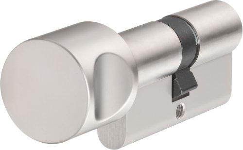 ABUS Profil-Zylinder KE20NP 30/30 mit Knauf 59821