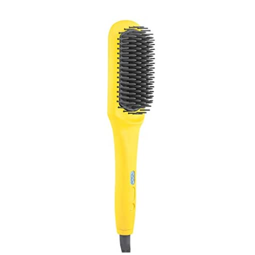 - 31TWL928e4L - Drybar The Brush Crush Heated Straightening Brush