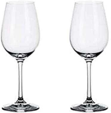 Reliable Red Wine Glasses Clear Wine Cup Set Goblet Durable Glassware Housewarming Party and Christmas (Size : 2)