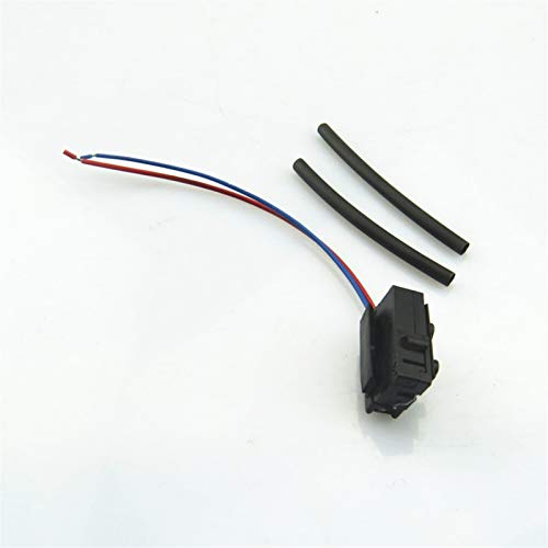 RWSYPL Puerta Clear Top Drive Link Lock Micro Switch para Golf 4 MK4 Passat B5 Bora Polo Touran A6 C6 3BD998785 3BD998786 (Color : Right)