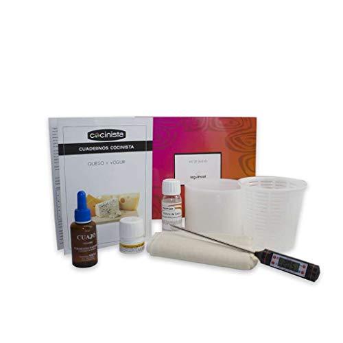 Cocinista Kit estándar para Hacer Queso