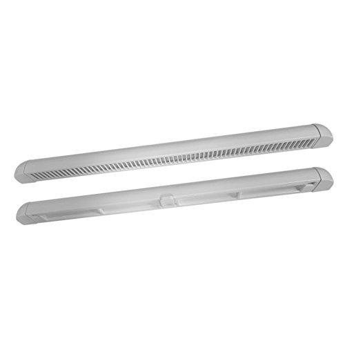 Premium Trickle Slot Vent for uPVC Double Glazing Window - Reduces Condensation White 400mm