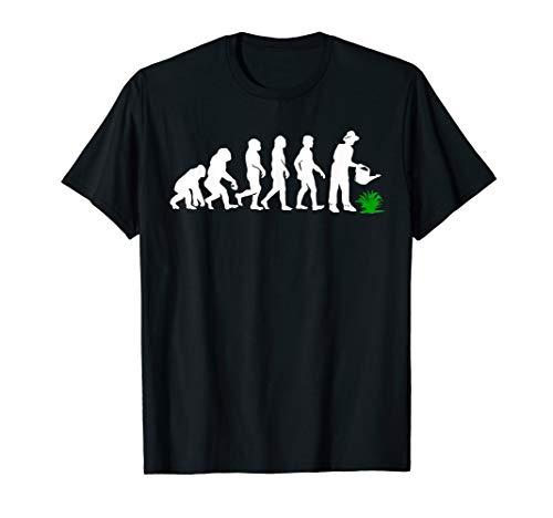 Gärtner Evolution Garten Pflege Gießkanne Rasen T-Shirts