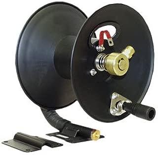 Apache 99023586 3700 PSI 50' Steel Pressure Washer Hose Reel