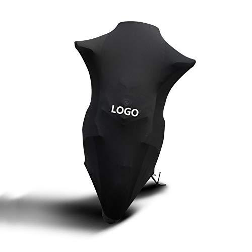 Car Teli per Moto Compatibile con Coprimoto MV Agusta Brutale 800 RR Pirelli, Materiale Omnidirezionale ad Alta Elasticità Liscia e Morbida per Protezione Interna, Protezione Solare Antipolvere
