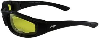 MF Payback Sunglasses (Black Frame/Yellow Lens)