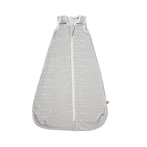 Ergobaby Saco de Dormir para bebé de Invierno, para recién Nacidos, 56-62 cm, algodón, 0-6 Meses, TOG 2,5, Moon Phase