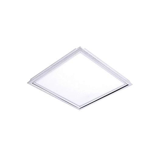 WRMOP Led-plaats-radiateurgrill licht Super Bright Flat Panel geïntegreerde plafondlamp keuken badkamer verlichting R/20/03/04