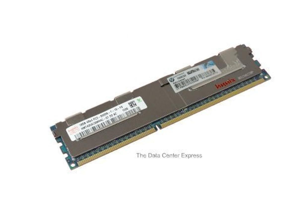 意外メタルラインタイムリーなHP 16GB 4RX4 PC3-8500 DDR3-1066 CAS 7 REGISTERED MEMORY 500666-B21 501538-001 by Hewlett Packard [並行輸入品]