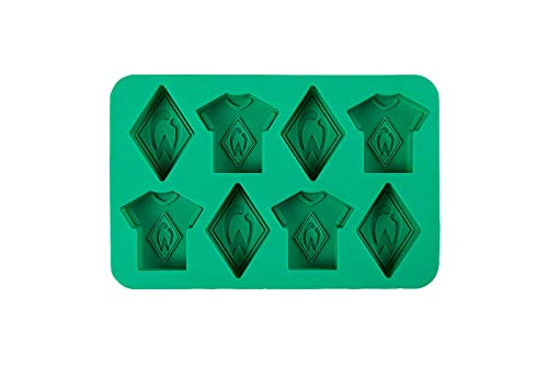 SV Werder Bremen Eiswürfelform Trikot und Raute