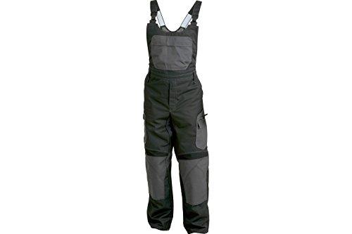 WÜRTH MODYF Premium Arbeitslatzhose: Die hochwertige Latzhose ist in der Größe 54 & in schwarz grau erhältlich. Die elastischen Träger Sorgen...