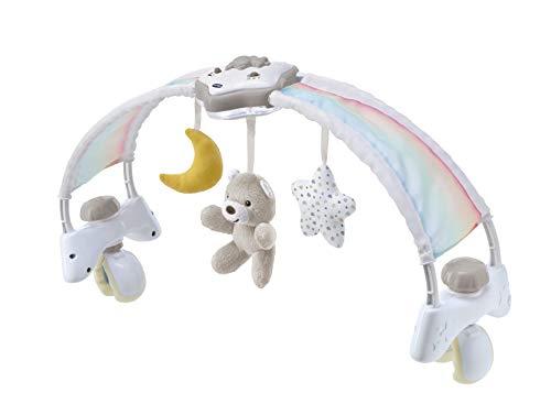 Chicco Spielbogen Für Kinderbett 2 In 1 Mit Licht Und Melodien Neutral