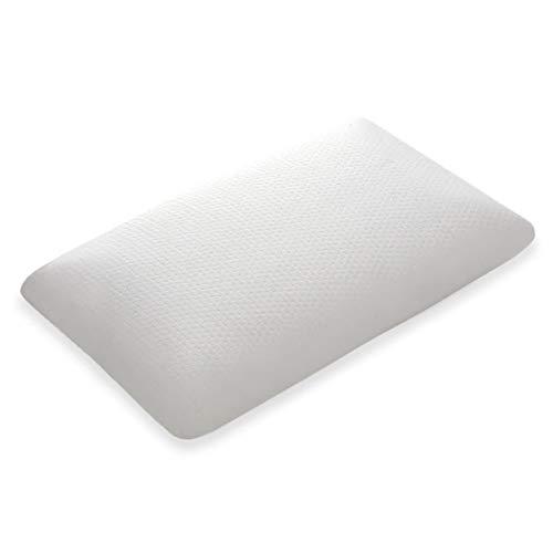 HUGMO Bamboo Memory Foam Pillow - White