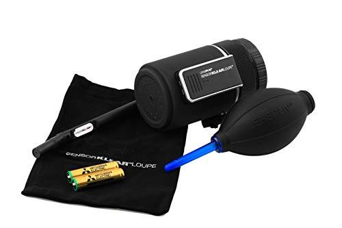 Lenspen NSKLK-1 , Kit de limpieza de sensores para cámaras DSLR (Electrónica)