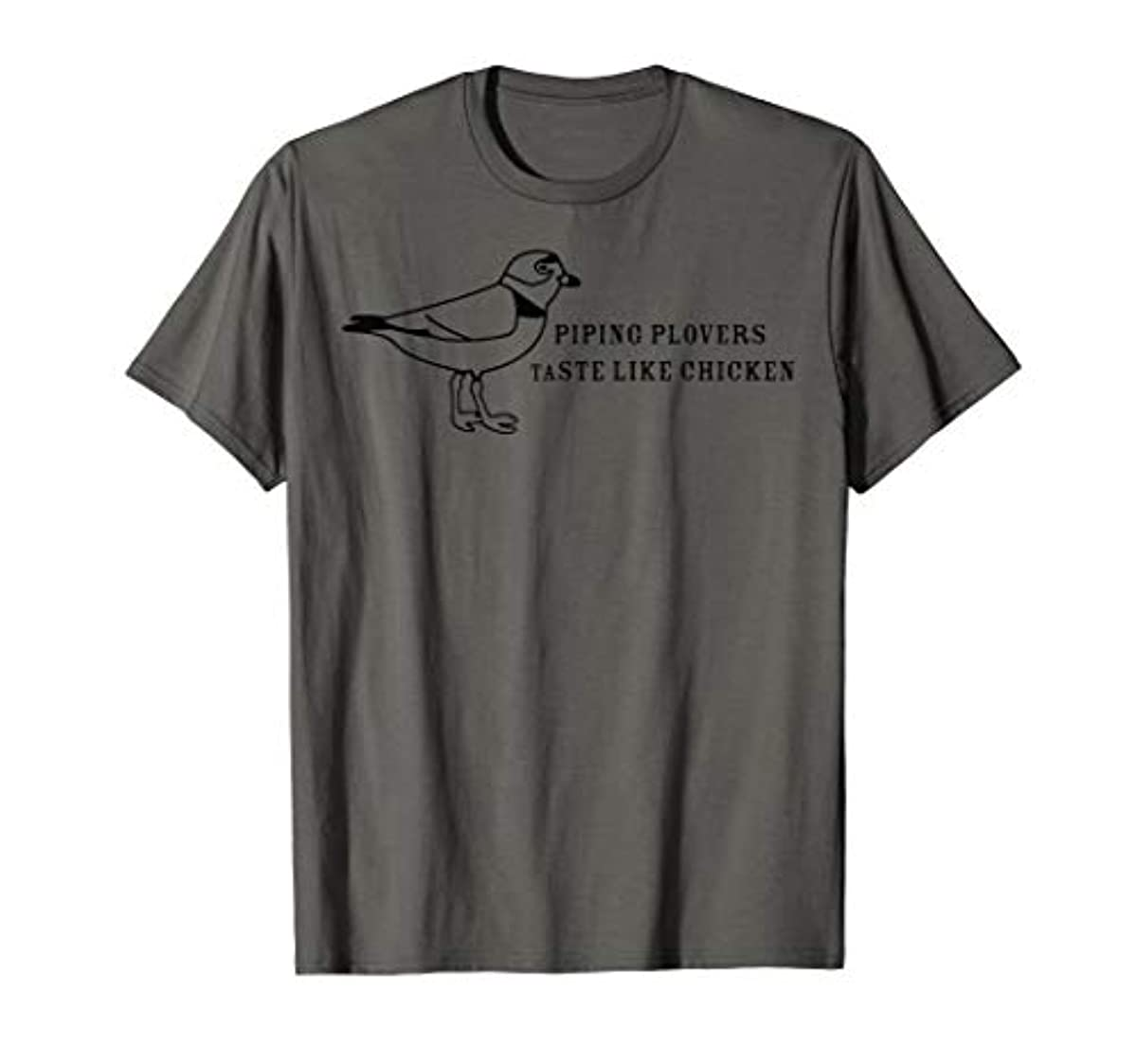 Piping Plovers Taste Like Chicken T-Shirt