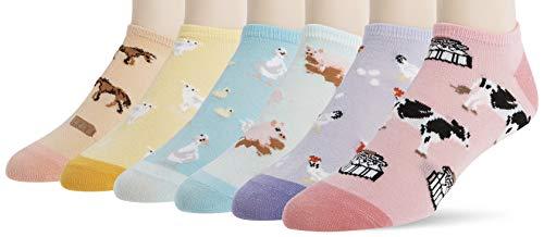 Consejos para Comprar Calcetines cortos para Mujer del mes. 4