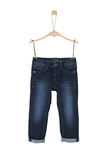 s.Oliver Junior Jungen 74.899.71.0513 Jeans, Blue Denim Stretch 57Z6, 92/Reg