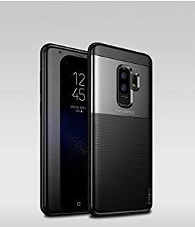 iPaky Silicone Rugged Armor Hybrid PC Case Cover For Samsung Galaxy S9 Plus