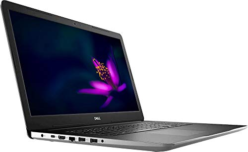 2021 Latest Dell Inspiron 17 3000 3793 FHD Business Laptop, Intel i7-1065G7 up to 3.9 GHz, 32GB RAM, 1TB SSD + 2TB HDD, GeForce MX230, Webcam, DVD, Win10 Pro,Silver